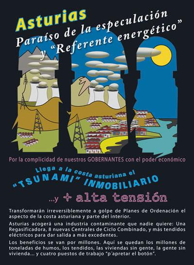 Contra la destrucción de Asturias
