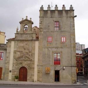 Capilla de San Lorenzo y Torre de los Jove Hevia