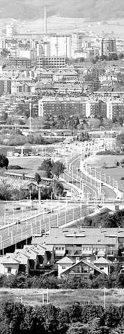 La avenida de La Pecuaria, cuestión de tamaño
