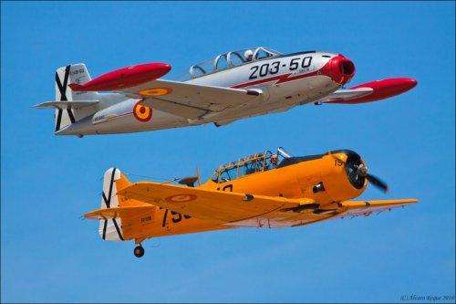 HA-200D y T-6