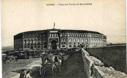 Plaza de Toros de Buenavista, Oviedo