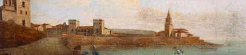 Campo Valdés y San Pedro antes de su destrucción
