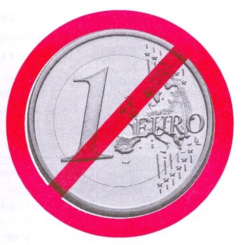 España debe abandonar el euro