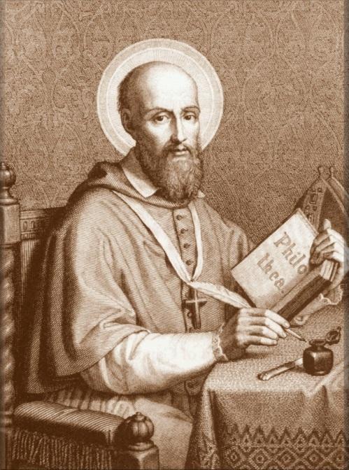 San Francisco de Sales, obispo, confesor y doctor; patrono de los periodistas