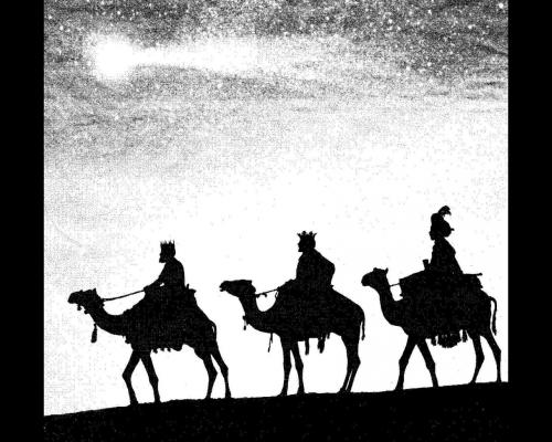 Los Reyes Magos de Oriente, en ruta