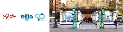 El pasado año 2015 se conmemoraron los 50 años de la Empresa Municipal de Aguas de Gijón (EMA)