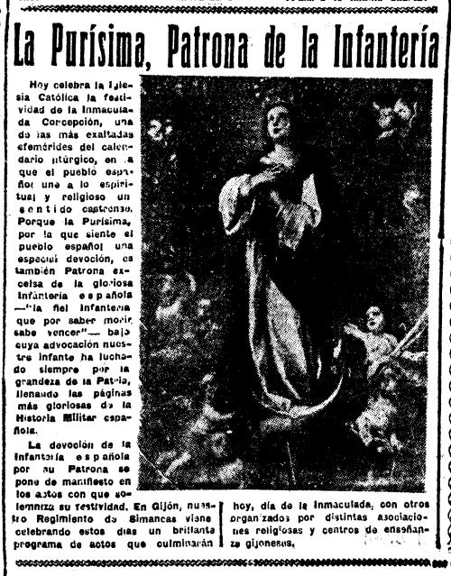 Diario VOLUNTAD, domingo 8 de diciembre de 1946