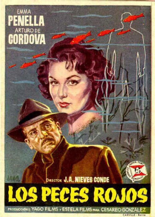 Los peces rojos (1955)